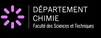 Département Chimie UBO